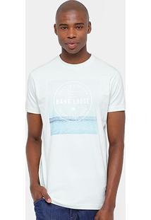 Camiseta Hang Loose Silk Landscape Masculina - Masculino
