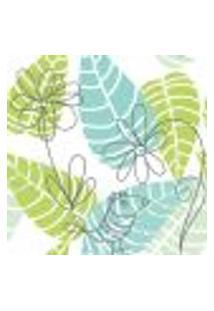 Papel De Parede Autocolante Rolo 0,58 X 3M - Floral 1254