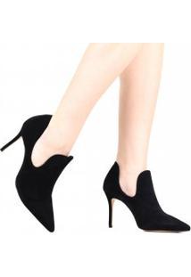 Sapato Schutz Scarpin Bico Fino