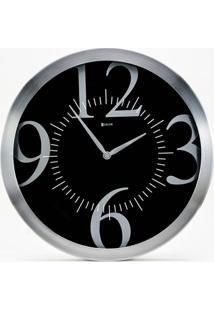 28205a0cf44 ... Relógio De Parede Em Alumínio Redondo Prime 35