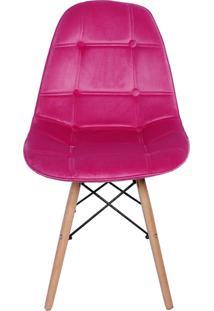 Cadeira Império Brazil Rosa - Tricae