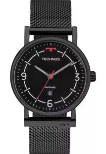 Relógio Technos Feminino Slim 9U13Aa/4P