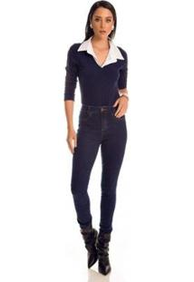Calça Jeans Zait Skinny Vilma - Feminino