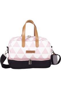 Bolsa Térmica - Vicky - Manhattan - Rosa - Masterbag