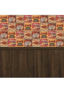 Adesivo Azulejos Pizzas (15X15Cm)