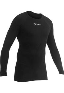 Camisa De Compressão Térmica Poker Skin X-Ray Function - Unissex