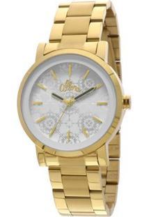 Relógio Allora Feminino Al2035Eyr/4K Al2035Eyr/4K - Feminino-Dourado