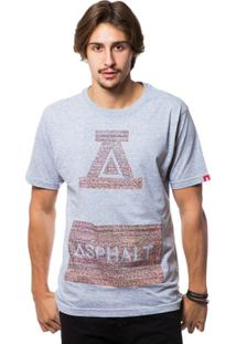 Camiseta Basica Faut 23 Masculina - Masculino
