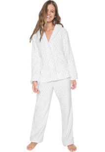 Pijama Any Any Giovana Branca