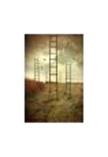 Painel Adesivo De Parede - Escadas - 115Pn-P