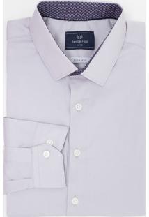 Camisa Básica Slim