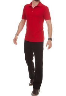 Camisa Pau A Pique Polo - Masculino