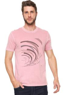 Camiseta Vr Moviment Rosa