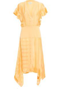Vestido Sophie - Amarelo