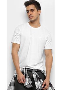 Camiseta T-Shirt Yachtmaster Masculina - Masculino-Branco