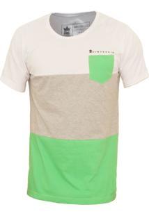 Camiseta Manga Curta Vinteseis Pin