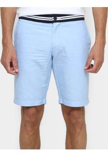 Bermuda Lacoste Slim Fit - Masculino