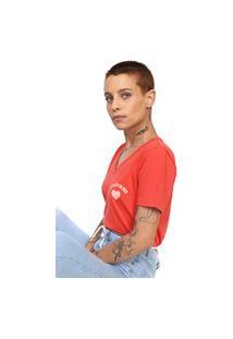 Camiseta Volcom Lil Coral