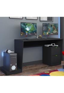Mesa Para Computador Gamer Bmg 01 - Brv Móveis Elare