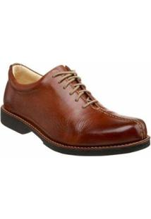 Sapato Casual Sandro & Co Masculino - Masculino-Marrom Claro