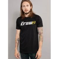 059c47543d Camiseta Bandup The Crew 2 Logo - Masculino-Preto