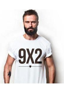 Camiseta Zé Carretilha - Atm - Galo - Nove A Dois Masculina - Masculino