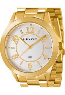 Kit Relógio Feminino Lince Lrgj033L K337C2Kx