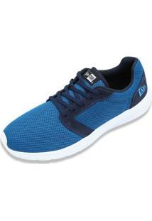Tenis Sneaker 54 Azul - New Era - Masculino