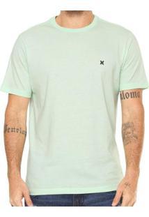 Camiseta Hurley Silk Icon - Masculino