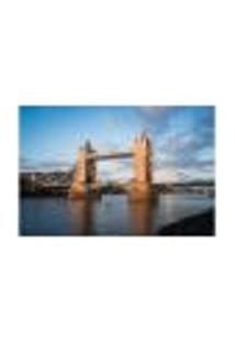 Painel Adesivo De Parede - Londres - Tower Bridge - 1095Pnp