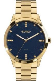 Relógio Euro Glitter Fever Eu Feminino - Feminino