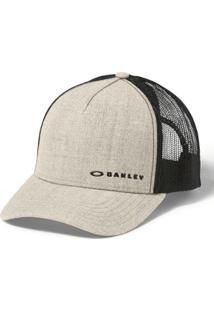 Boné Oakley Chalten Cap - Masculino-Areia+Bege