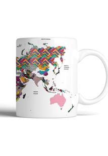 Caneca Decohouse Multicolorido