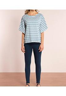 Pijama Longo Clássico Lupo (24114-001) Cotton
