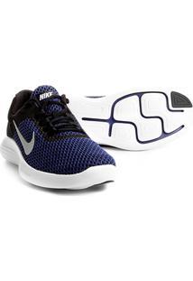 Tênis Nike Lunarconverge 2 Masculino - Masculino-Azul+Preto