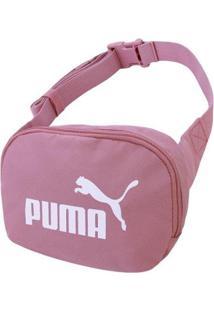 Pochete Puma Phase Waist Bag - Rosa - Unissex-Rosa