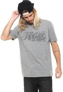 Camiseta Mcd Lines Cinza