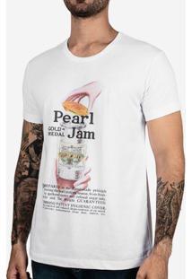 Camiseta Pearl Jam 102737
