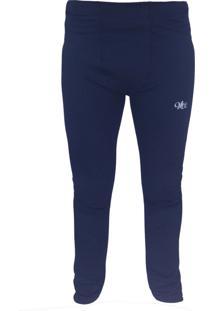 Calça Térmica Mprotect Segunda Pele Azul Marinho