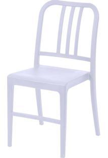 Cadeira Navy Polipropileno Branca - 43090 Sun House