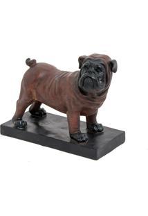 Escultura Decorativa Puppy
