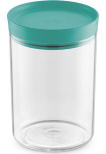 Porta Condimentos Plus Verde-Água 1,4 L