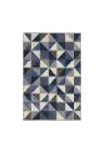 Tapete Supreme Ladrinho Retangular Velour (250X350Cm) Colorido