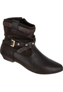 Bota Cano Curto Moon City 61998025