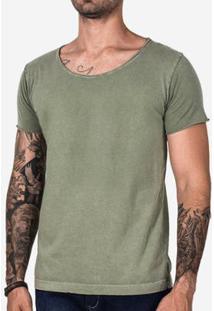 Camiseta Hermoso Compadre Canoa Masculina - Masculino-Verde
