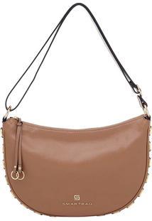 6cd5ceb25 Bolsa Couro Smartbag feminina | Shoelover