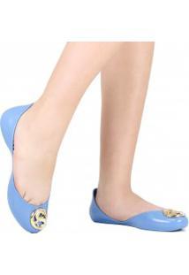 Sapatilha Zariff Shoes Metal Borracha