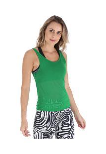 7e315f91c6039 Regata Oxer Verde feminina