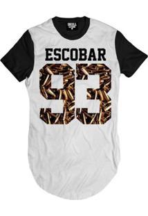 Camiseta Longline Escobar 93 Masculina - Masculino