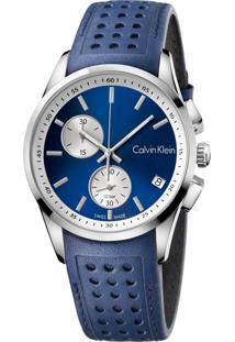 Relógio Calvin Klein K5A371Vn Prata